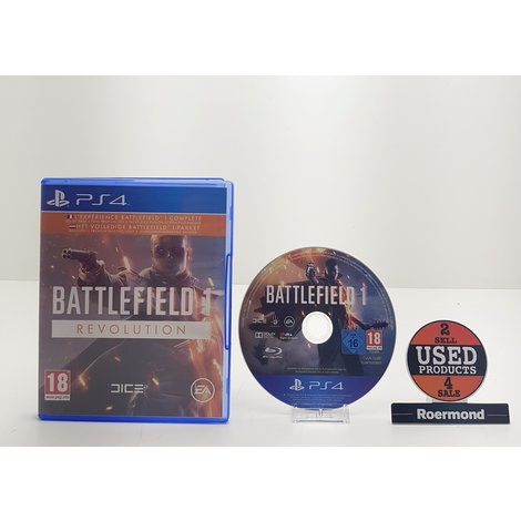 Battlefield 1 Revolution || Playstation 4 (PS4) Game