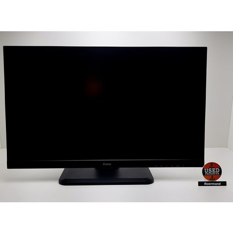 Iiyama G-Master GB2730HSU 75hz 1ms monitor    Gebruikt in doos