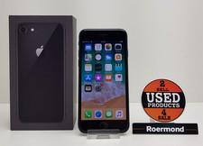 Apple Apple iPhone 7 32GB black in doos    gebruikt