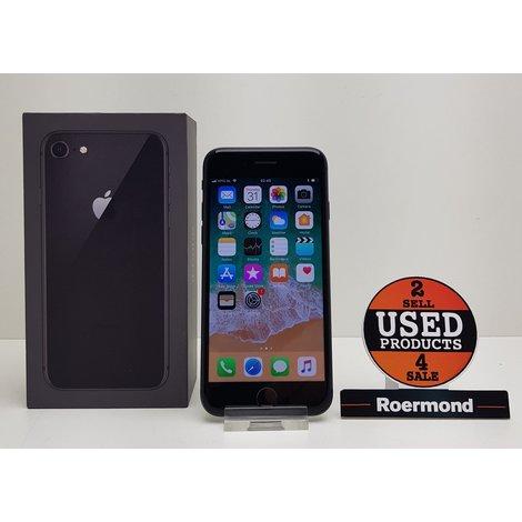 Apple iPhone 7 32GB black in doos    gebruikt