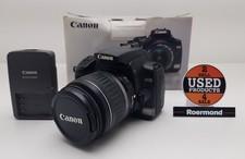 Canon Canon EOS 400D Spiegelreflex + EF-S 18-55mm Kitlens || Gebruikt