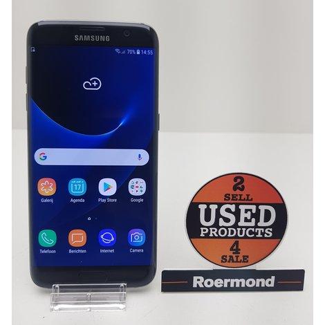 Samsung Galaxy S7 EDGE black || nette staat