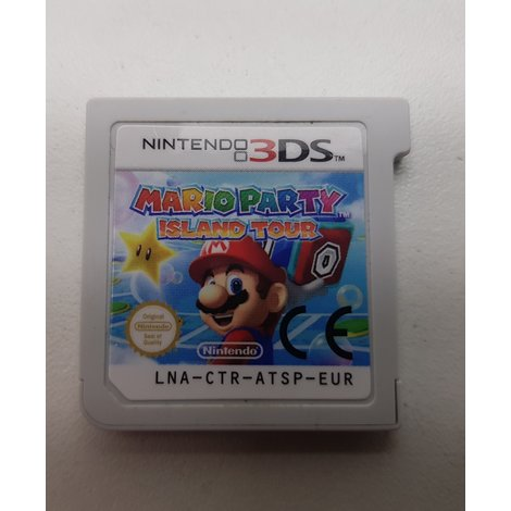 Mario Party Island tour 3DS game || Zgan