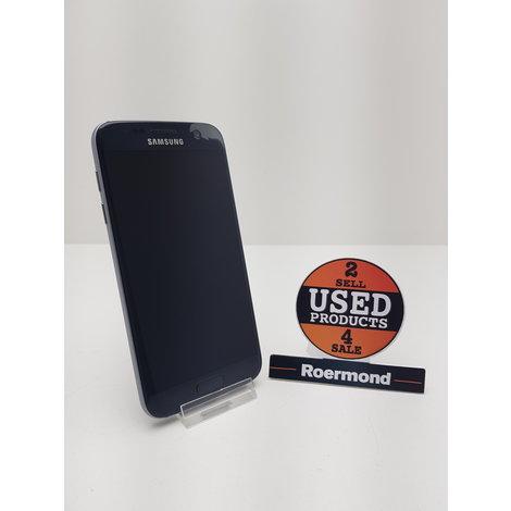 Samsung Galaxy S7 32GB Black || Nette Staat
