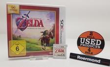 Legend of Zelda Ocarina Of Time 3DS || Gebruikt