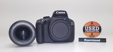 Canon Canon 4000D + Canon EFS 18-55mm Kitlens    Gebruikt