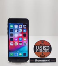 Apple Apple iPhone 7 32GB black    nette staat
