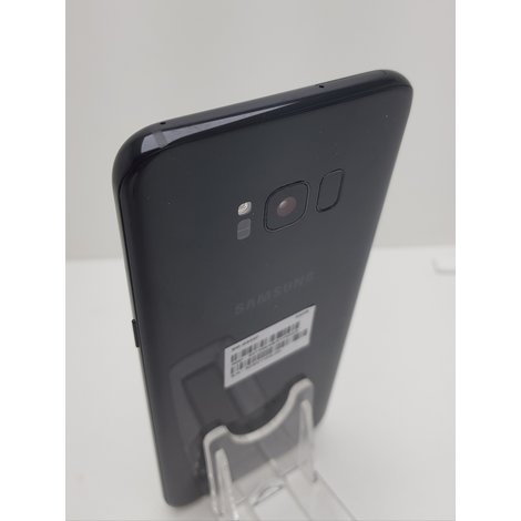 Samsung Galaxy S8 plus black 64GB    nette staat