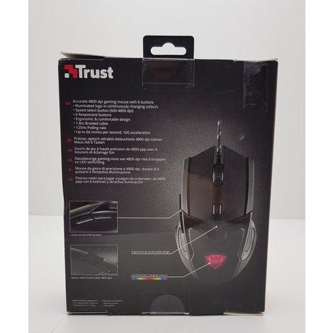 Trust GTX Gaming GAV Optical Mouse || Nette staat