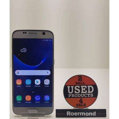 Samsung Galaxy S7 Edge 32GB silver || nette staat