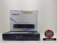 Humax Humax IRDH-5300C digitale HDTV ontvanger || Zgan