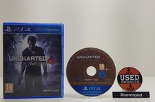 PS4 PS4 Uncharted 4 a thiefs end || nette staat