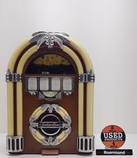 Juke box Juke box Radio AM/FM incl. verlichting || gebruikt