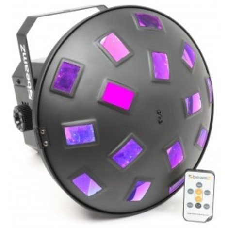 Beamz Mushroom II LED 6x3W || Nieuw