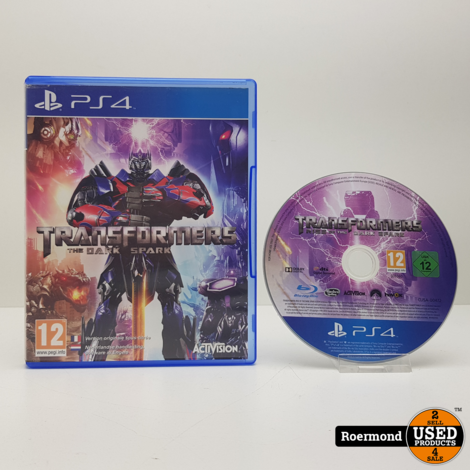 Transformers: Rise of the Dark Spark /PS4