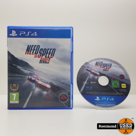 Need for Speed Rivals || Playstation 4 (PS4) Game