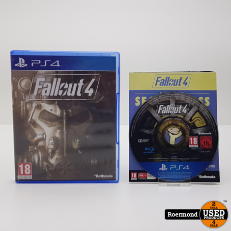 Fallout 4 || Playstation (PS4) Game