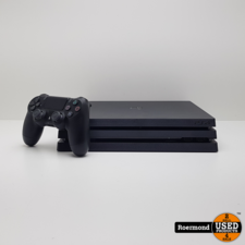 Sony Playstation 4 Pro 1TB Incl Controller in doos || Nette staat