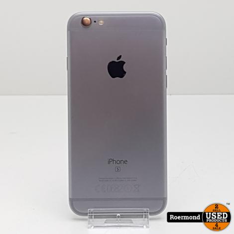Apple iPhone 6S 64Gb Space Grey || Nette staat