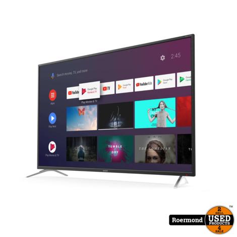 Sharp 65BL2 65inch 4K  Android Smart TV    nieuw