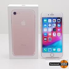 Apple Apple iPhone 7 32GB Rosé Gold || Nette staat