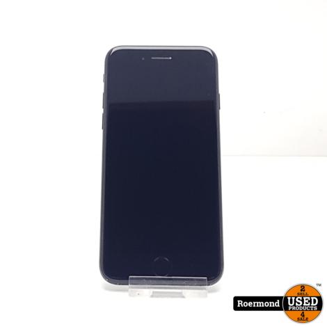 Apple iPhone 7 32GB Black || Nette staat
