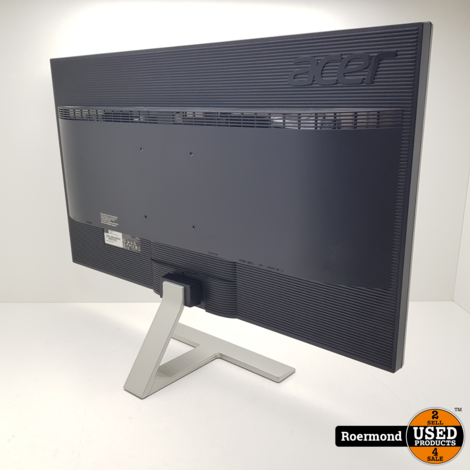 Acer RT280K 4K 60Hz 1ms Free-Sync Monitor    Nette staat