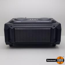ibiza Ibiza SPLBOX150 Bluetooth Audiosysteem || nette staat