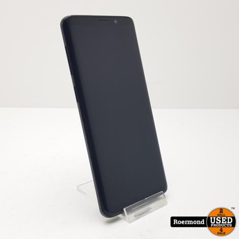 Samsung Galaxy S9 64Gb Black || Gebruikt