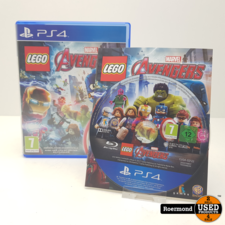 LEGO Marvel Avengers || Playstation 4 (PS4) Game