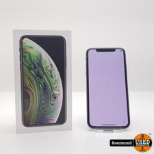 Apple Apple iPhone XS 64Gb Space Grey || Zgan met bon