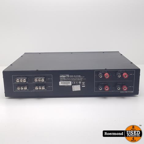 Inter-M OT-4480 4 voudige 100V trafo | Zgan