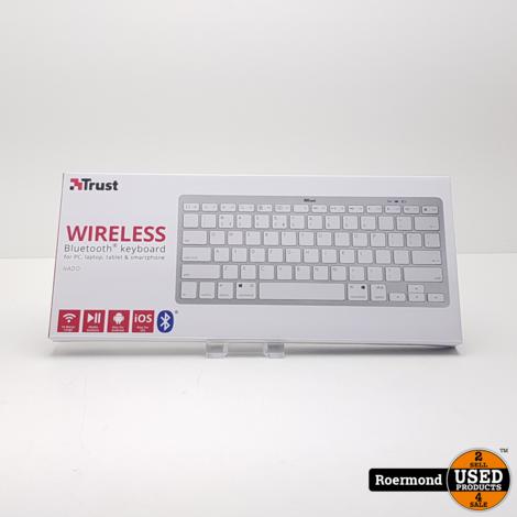 Trust Wireless Bluetooth Keyboard || Nieuw