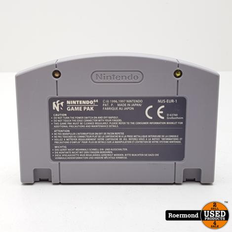 Nintendo 64 Game | F1 World Grand Prix
