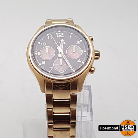 Fossil AM4533 dames Horloge | Zgan