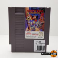 Nintendo Chip 'n Dale Rescue Rangers NES losse cassette