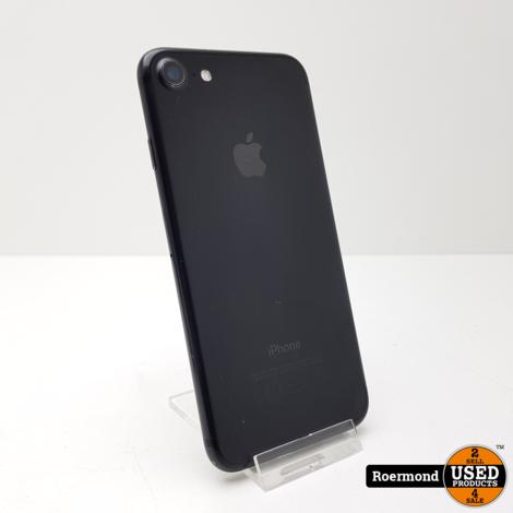 Apple iPhone 7 32Gb Black | Nette staat
