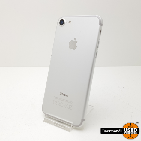Apple iPhone 7 128Gb Silver | Nette staat