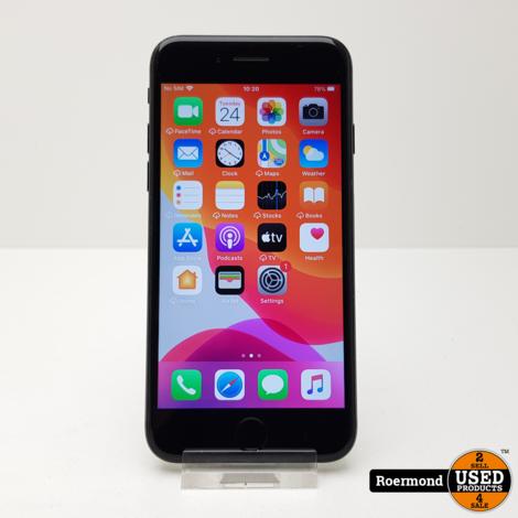 Apple iPhone 7 128Gb Jet Black   Nette staat