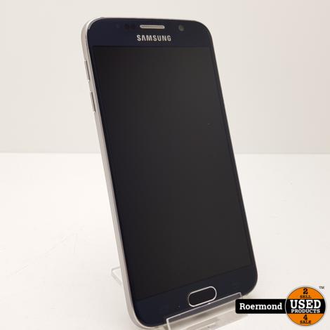 Samsung Galaxy S6 32Gb Blue Sapphire || Nette Staat