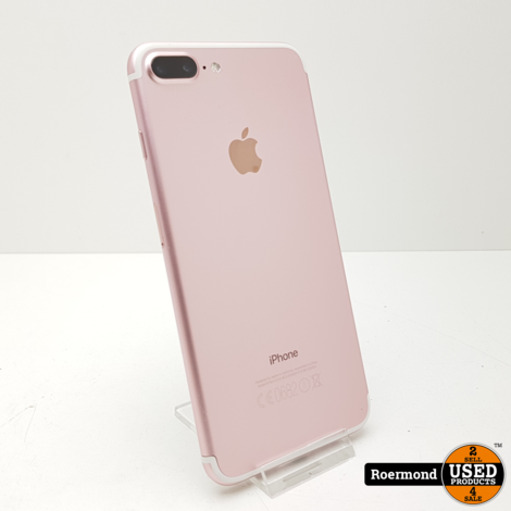 Apple iPhone 7 Plus 32Gb Rosé Gold | Nette staat