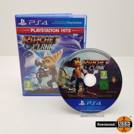PS4   Ratchet Clanck
