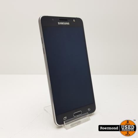 Samsung Galaxy J5 2016 16Gb Zwart | Gebruikt