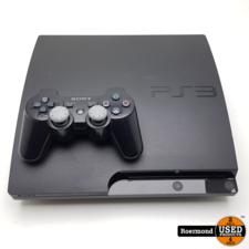 playstation 3 Sony Playstation 3 Slim 320Gb Compleet | Gebruikt