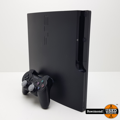 Sony Playstation 3 Slim 320Gb Compleet | Gebruikt