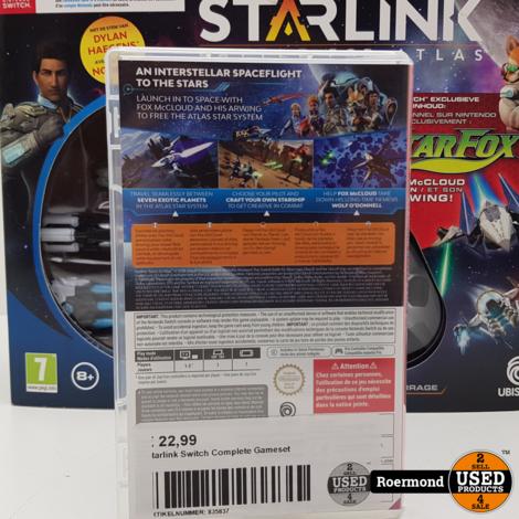 Starlink Switch Complete Gameset | Zgan