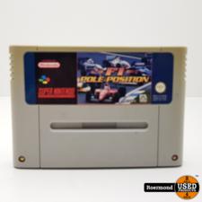 Nintendo SNES F1 Pole Position Super Nintendo | Zgan