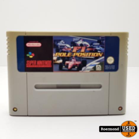 F1 Pole Position Super Nintendo | Zgan