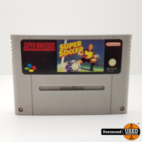 Super Soccer Super Nintendo Nintendo | Zgan