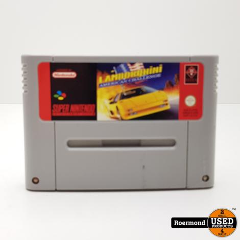 Lamborghini Super Nintendo   Zgan